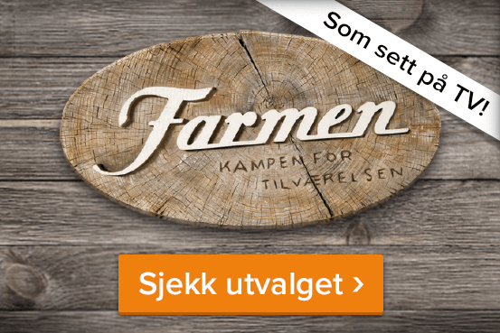 Sjekk ut klær fra Lundhags og Ulvang som er brukt på Farmen