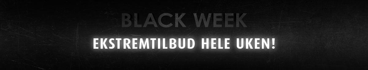 Black Week ukestilbud