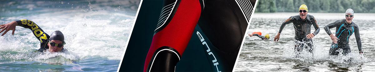 Våtdrakter triatlon