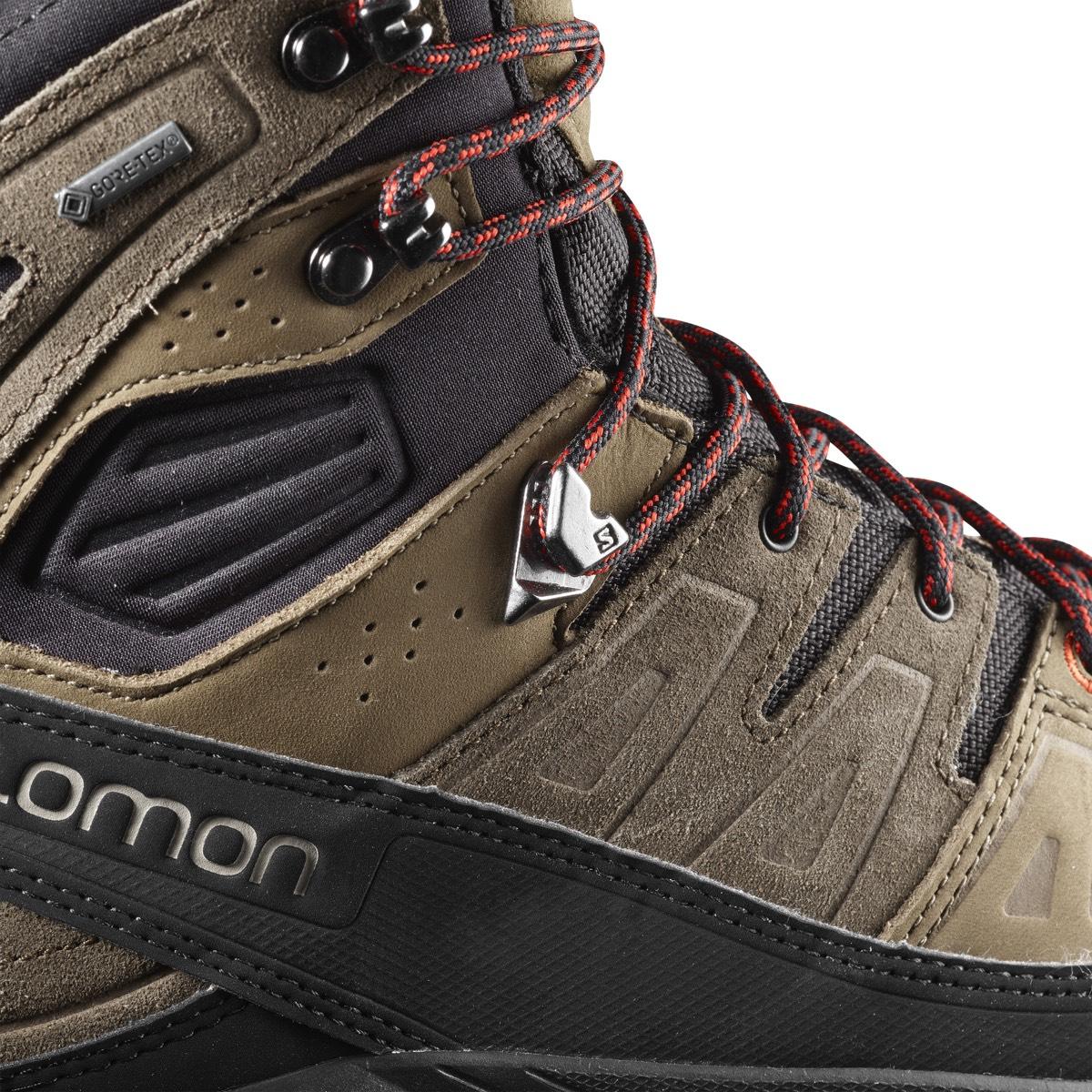 Salomon X Alp High Ltr Gtx® Slate BlacTeakFier