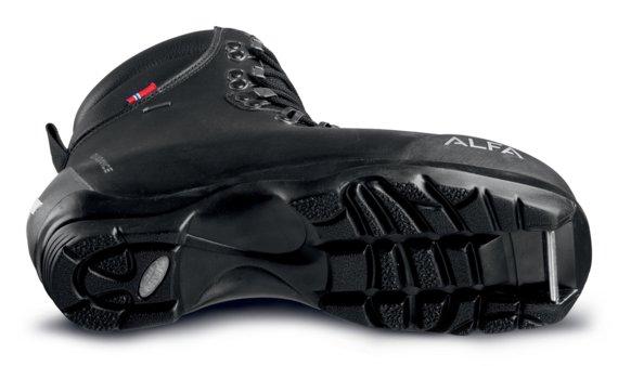 Skarvet M BlackFjellsport no Advance Alfa GTX hCtsQdrx