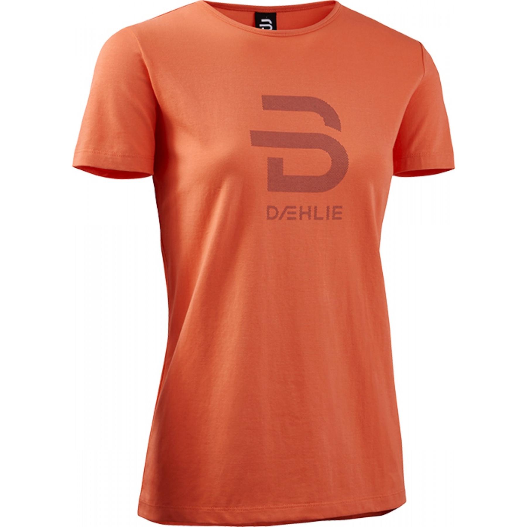 Bjørn Dæhlie T-Shirt Offtrack Wmn Hot Coral  e9d97d08d2a88
