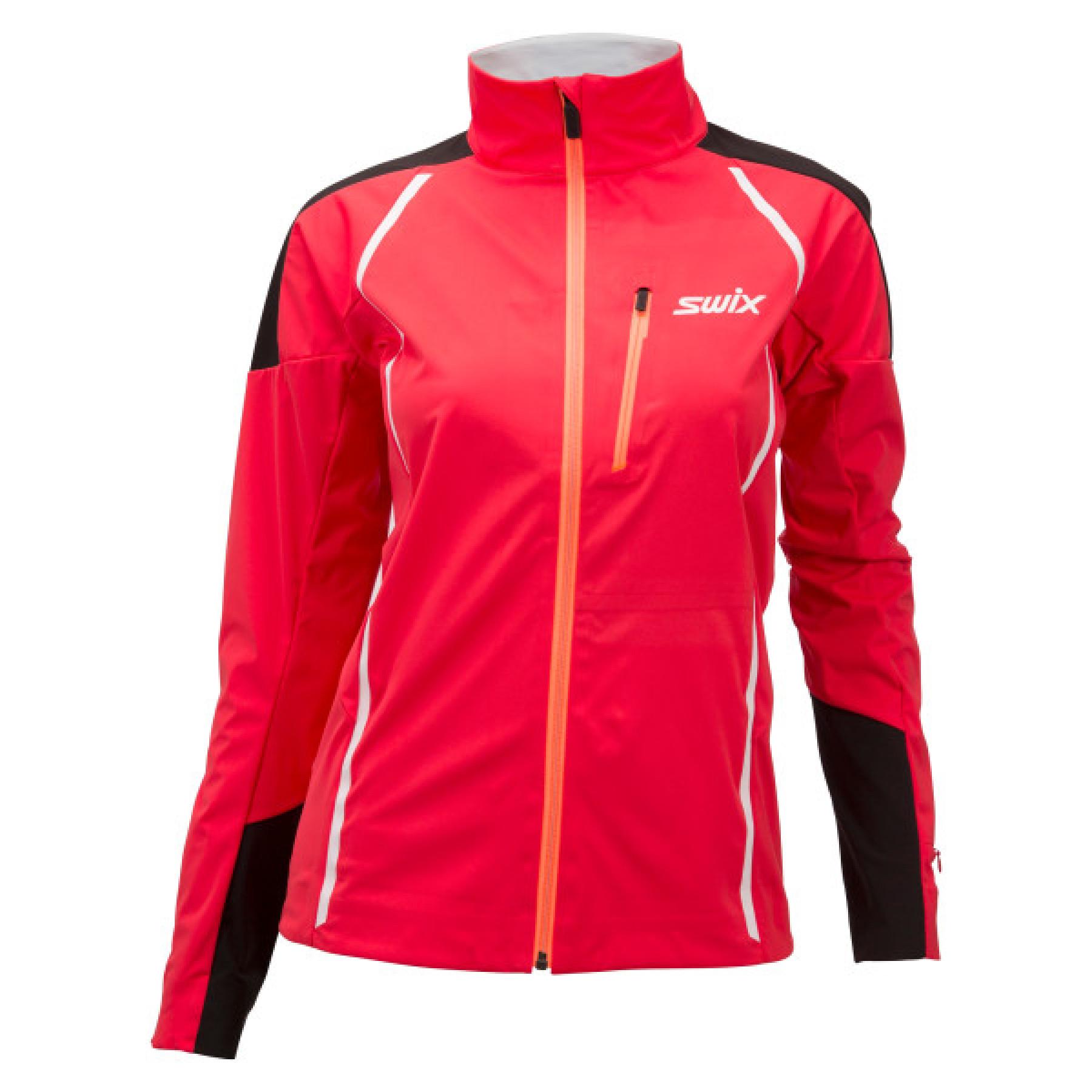 a99ea7c3 Swix Motion Softshell Jacket Women Fire | Supersport.no