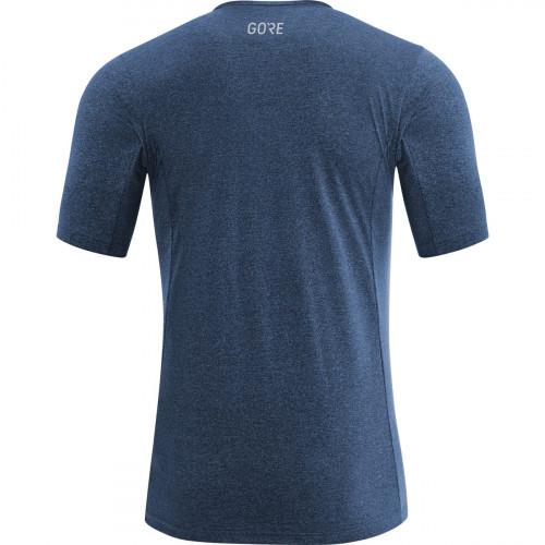 Gore R3 Melange Shirt Deep Water Blue