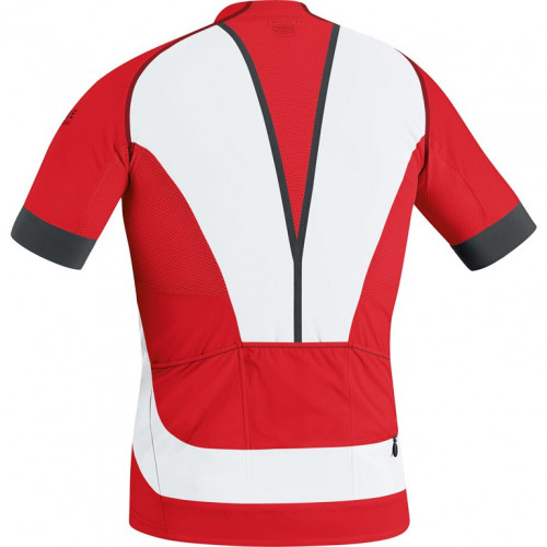 Gore Bike Wear Alp-X Pro Jersey Red/White
