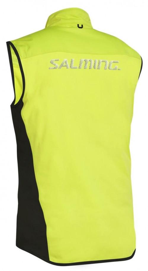 Salming Running Vest Unisex Safety Yellow