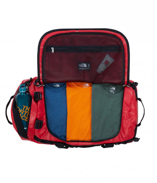 The North Face Base Camp Duffel-M Tnf Red/Tnf Black