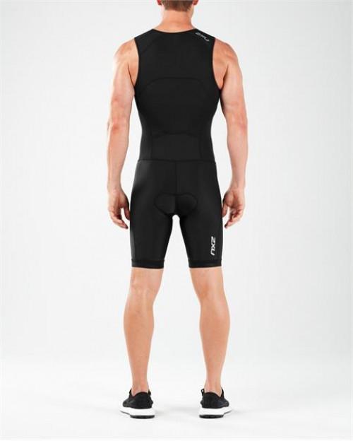 2XU Active Trisuit M Black/Black