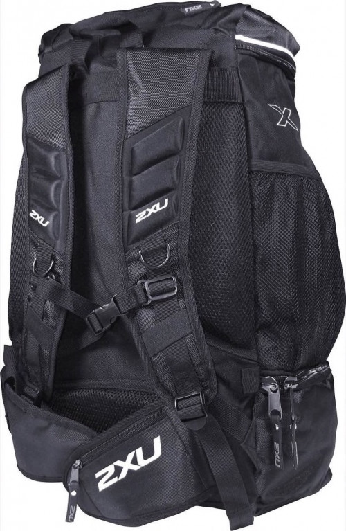 2XU Transition Bag Black/Black OSFA