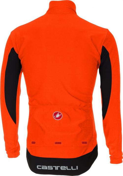 Castelli Perfetto Long Sleeve Orange
