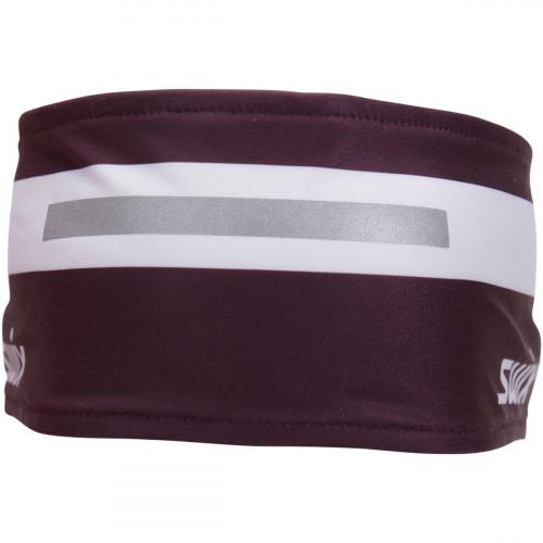 Swix Motion Headband Dark Aubergine