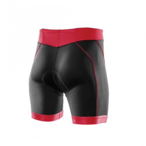 2XU G:2 Active Tri Shorts- W Black/Cherry Pink