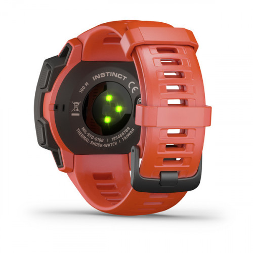 Garmin Instinct Flame Red