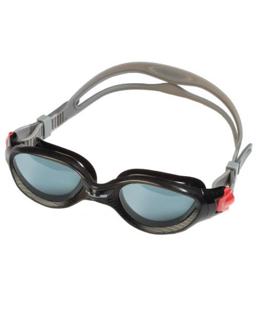 Huub Acute Smoke Lens, Black Frame