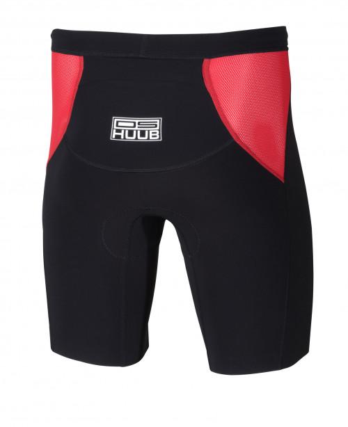 Huub Dave Scott Tri Shorts Black/ Red