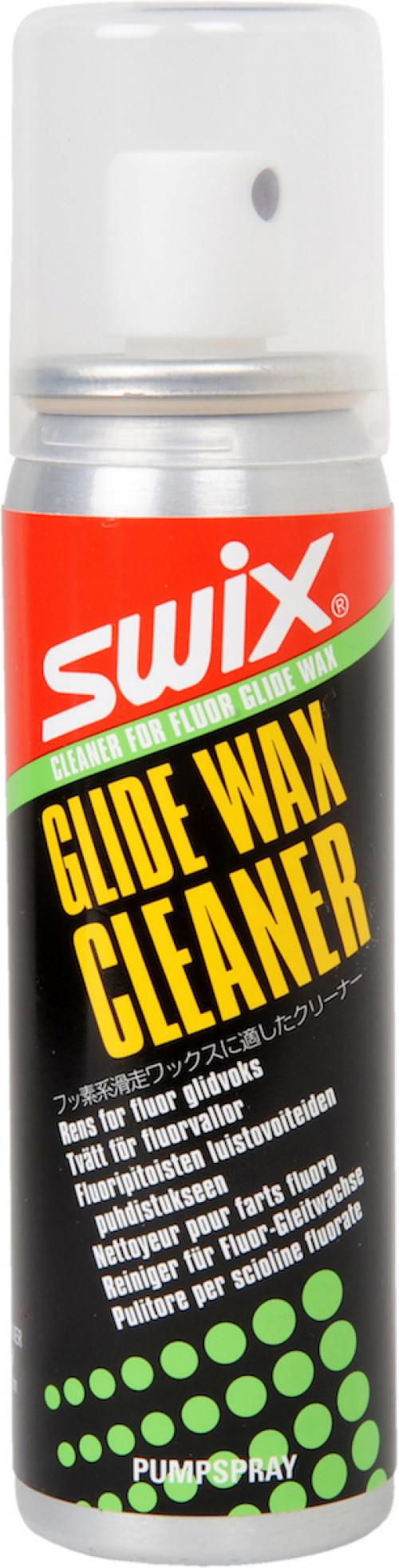 Swix I84 Cleaner,Fluoro Glidewax,70ml