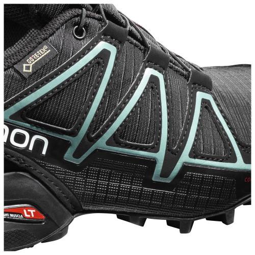 Salomon Shoes Speedcross 4 Gtx® W Aquarius/Beach Glass/Hawaiian Surf