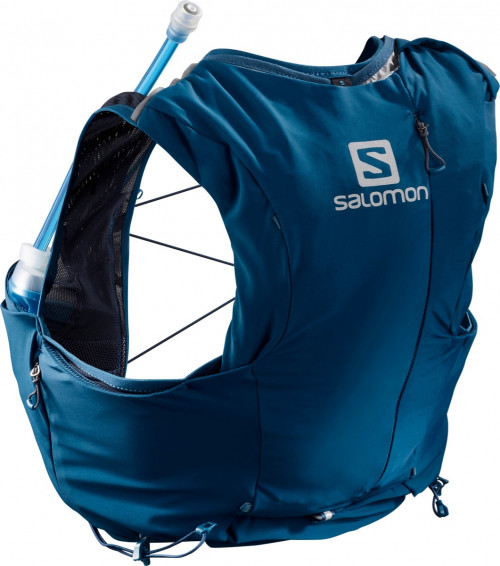 Salomon Adv Skin 8 Set Women's Poseidon/Night Sky