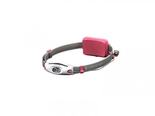 Led Lenser Hodelykt Neo6r 240 Lumen Pink ES