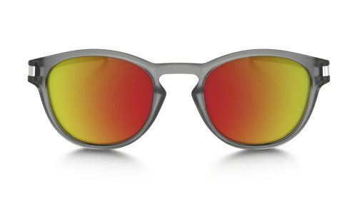 Oakley Latch Ruby Iridium, Grey Ink