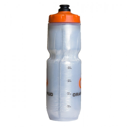 Orange Mud Purist, Om Logo Insulated 23oz Bottle Orange Top 0,65L