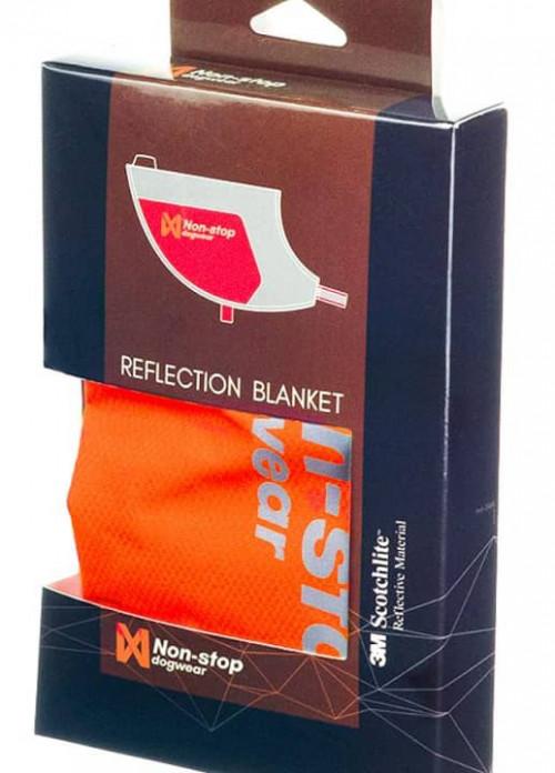 Non-Stop Dogwear Reflective Vest Orange