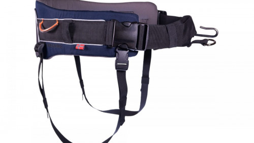 Non-Stop Dogwear Trekking Belt, Blue m