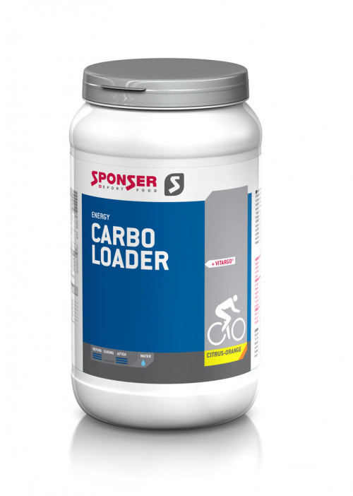 Sponser Carbo Loader Citrus/Orange 1360 g