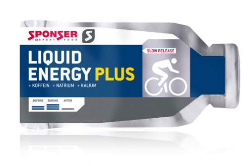 Sponser Liquid Energy Plus Sachet 40 g