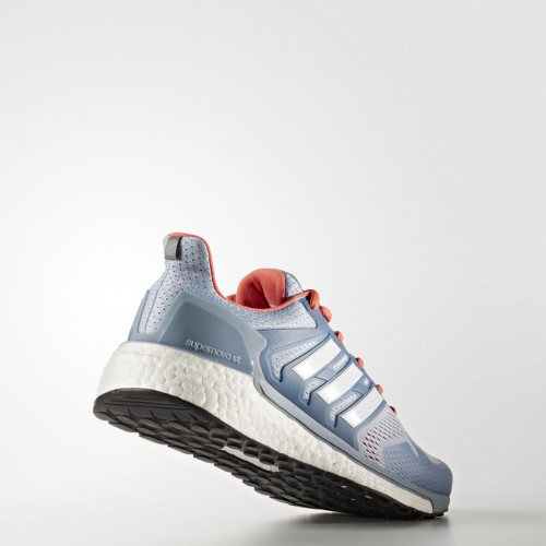 Adidas Supernova ST Women's Easy Blue/Footwear White/Easy Coral