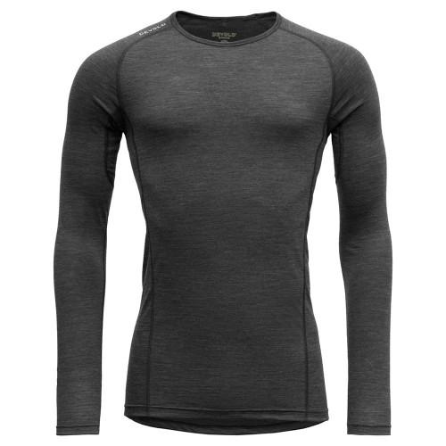 Devold Running Man Shirt Anthracite