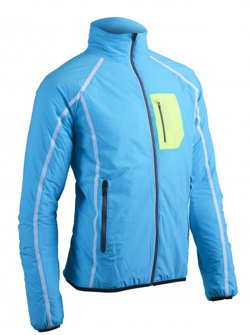 Skigo M Elevation Stretch Warm-Up Jacket Turquise