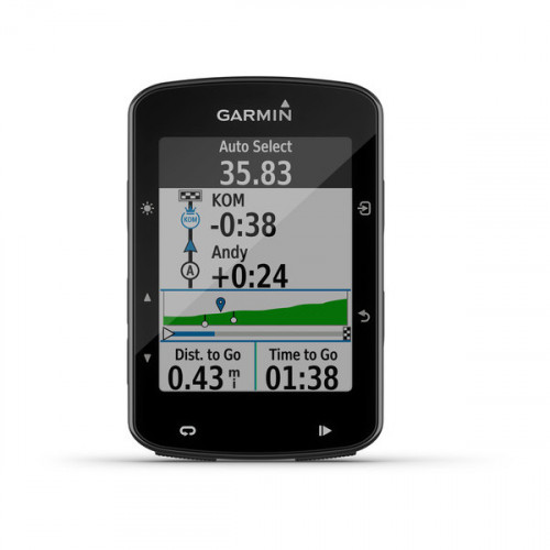 Garmin Edge® 520 Plus Mountain Bike Bundle
