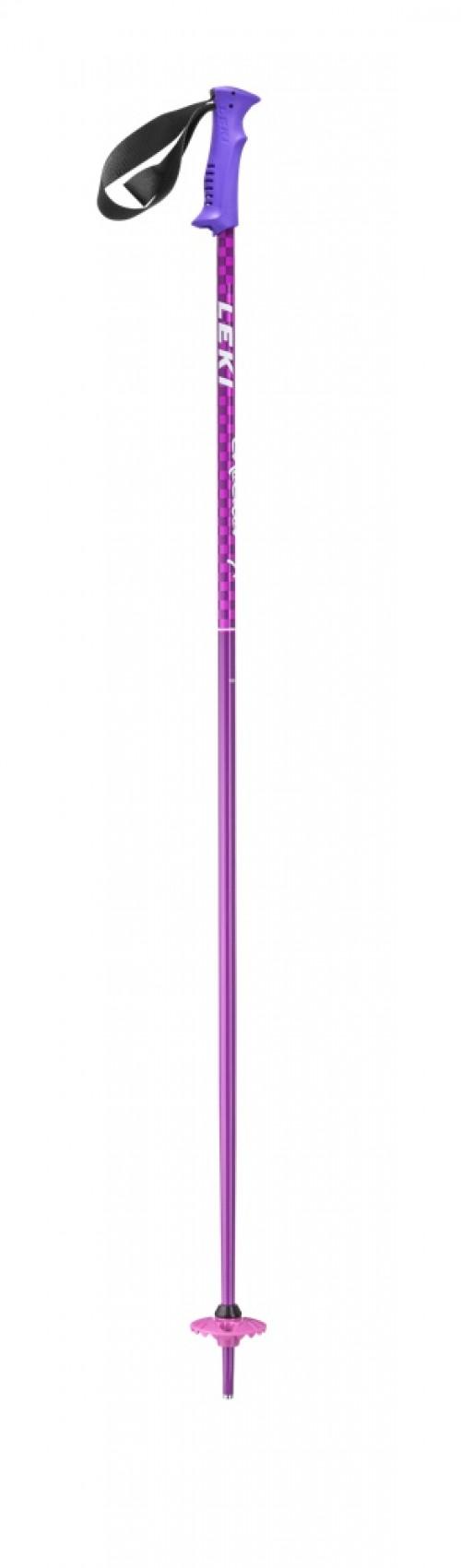 Leki Checker X Jr Purple