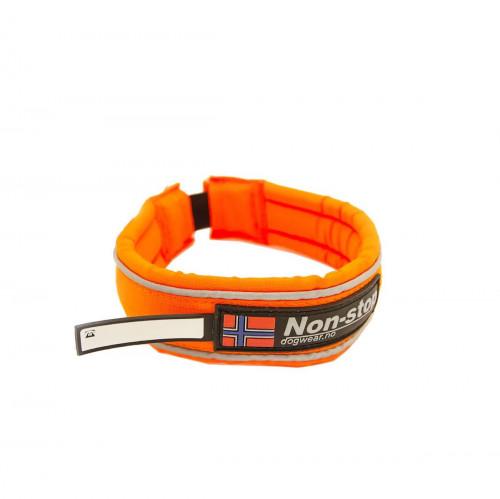 Non-Stop Dogwear Safe Collar Orange
