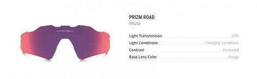 Oakley Radar EV Path Prizm Road Matte Black