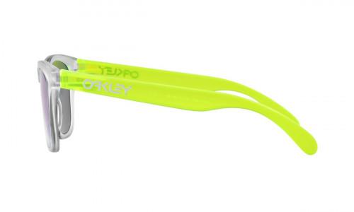 Oakley Frogskins Jade Iridium Matte Clear
