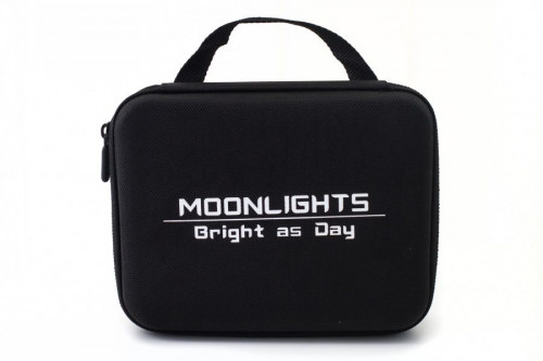 Moonlight Mountain Gear Bright As Day 2000 Black