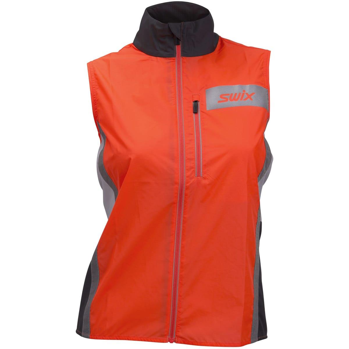 fb7545c9 Swix Radiant Vest Women Neon Red Swix Radiant Vest Women Neon Red ...
