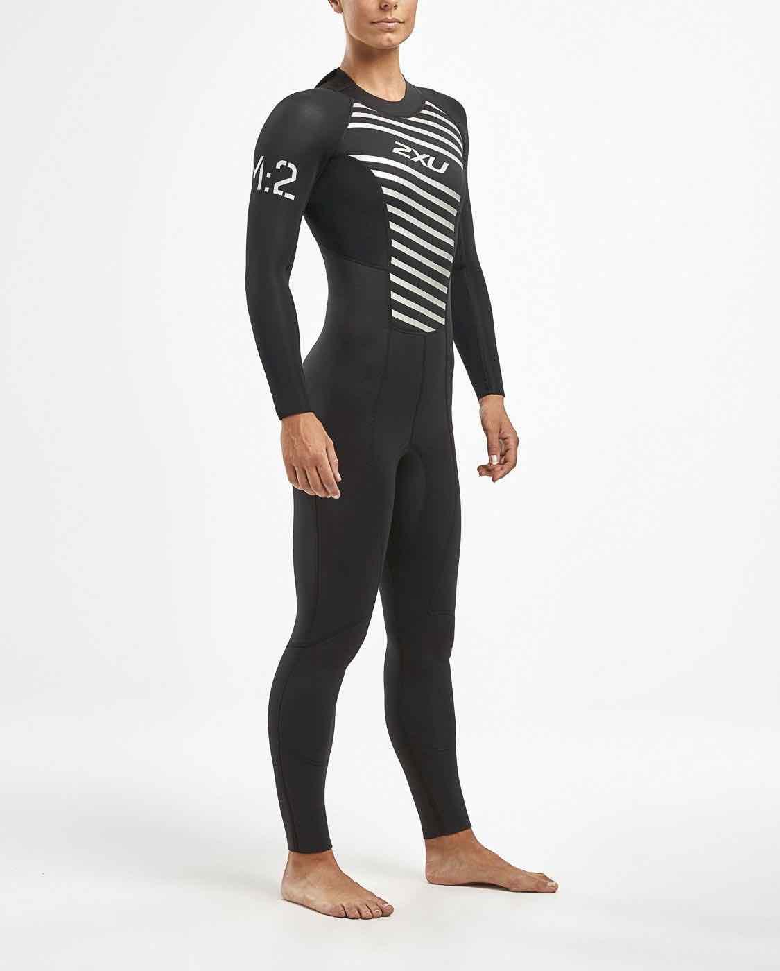 9e55a3b99 2XU M:2 Wetsuit W Black/Striped