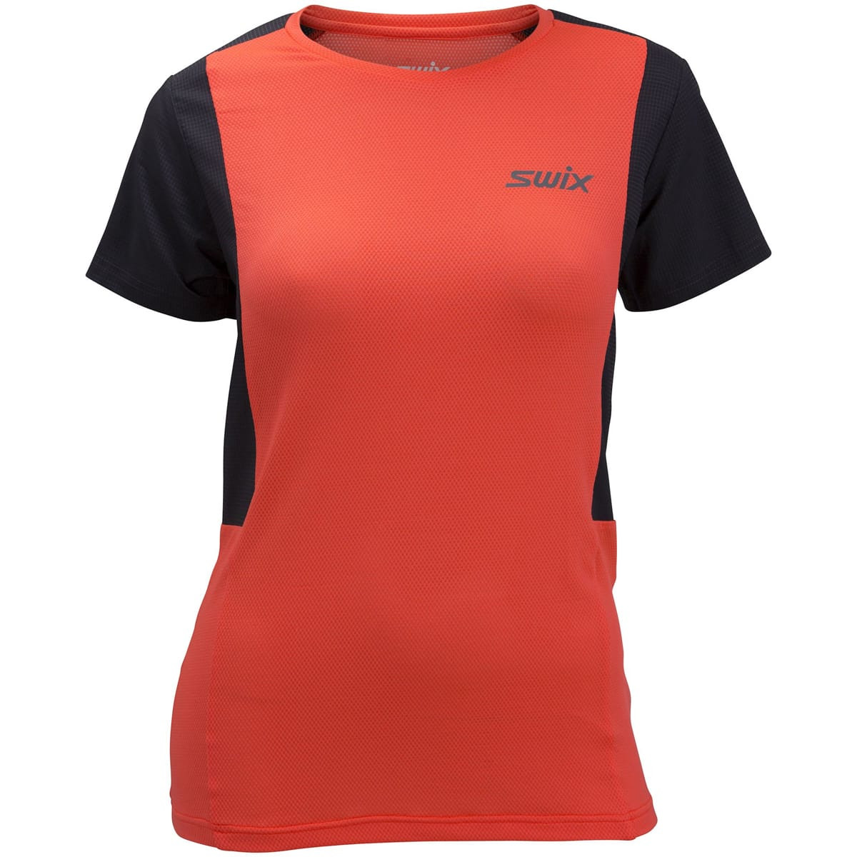 dc384c41 Swix Radiant Performance T-Shirt Women Neon Red | Supersport.no