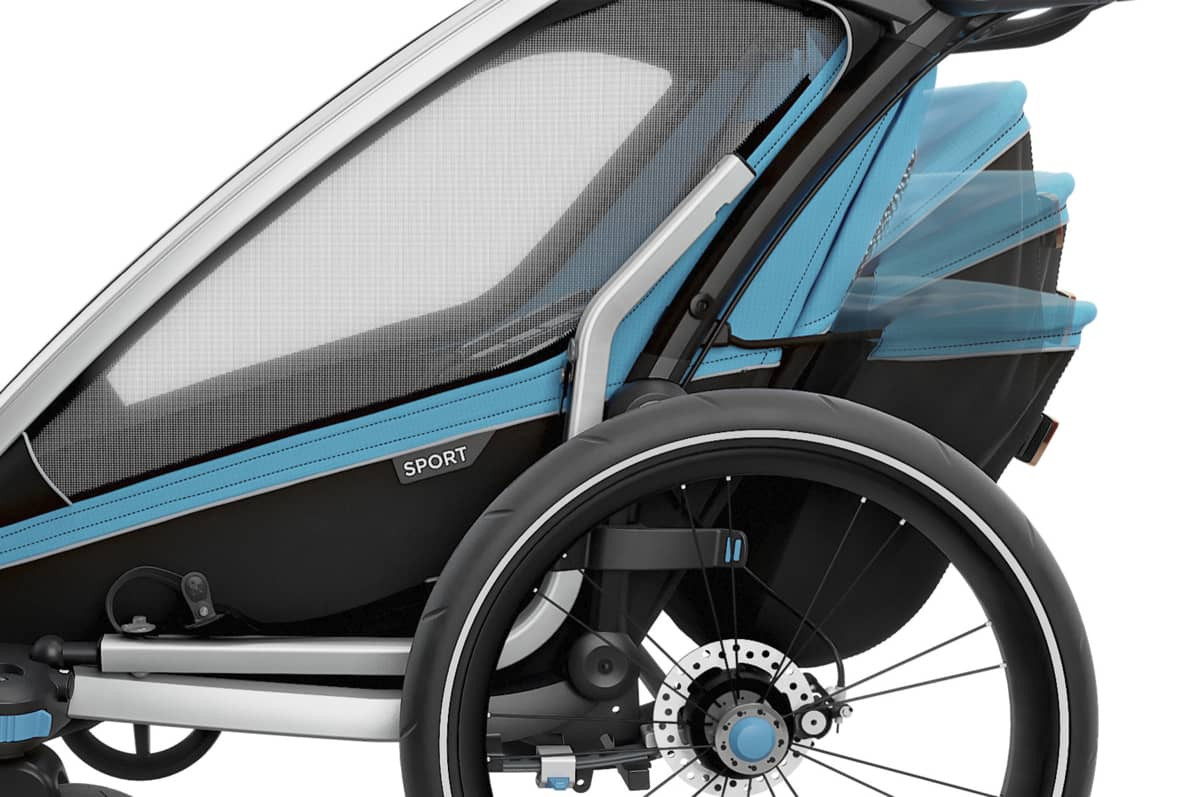 3035a4b5 Thule Chariot Sport 1 Inkludert Løpekit   Supersport.no