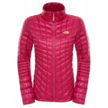 The North Face Women´s Thermoball Jacket, Dramatic Plum/Fl Print