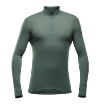 Devold Hiking Man Half Zip Neck Forest