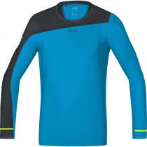 Gore® Wear R7 Long Sleeve Shirt Dynamic Cyan/Black