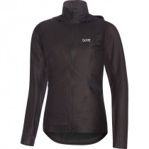Gore Wear Gore R5 Women Gore-Tex Shakedry Hooded Jacket Black