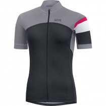 Gore® Wear Gore® C7 Women Cc Jersey Black/Asteroid Grey