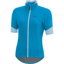 Gore® Wear Gore® C5 Women Gore® Windstopper® Jersey Dynamic Cyan