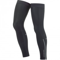 Gore® Wear Gore® C3 Gore® Windstopper® Leg Warmers Black