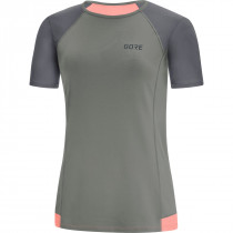 Gore Wear Gore R5 Women Shirt Castor Grey/Terra Grey